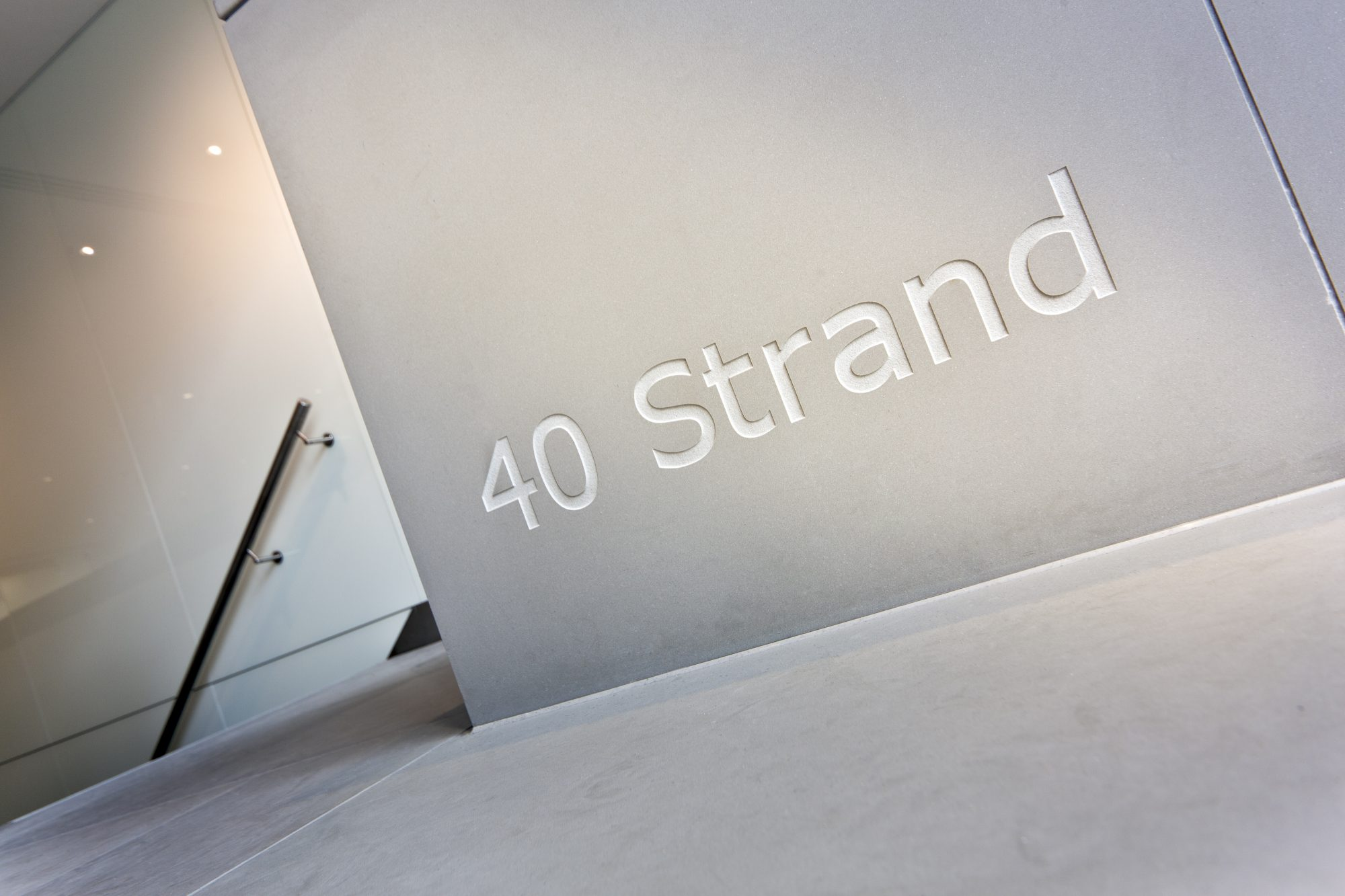 40 Strand