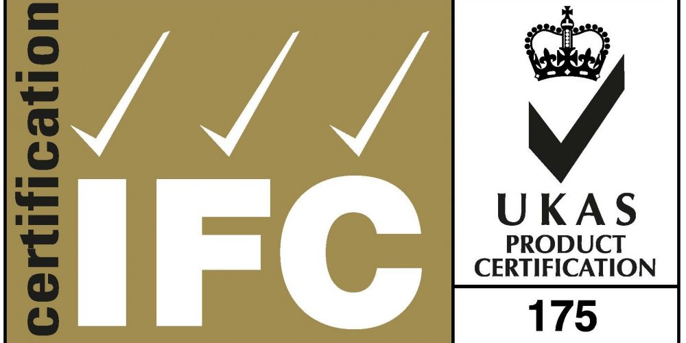 Rox passes the IFC Inspection and certified installers of Timber Fire Doors