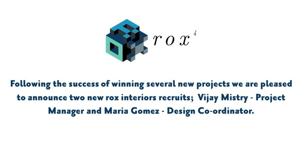 New recruits join the rox team