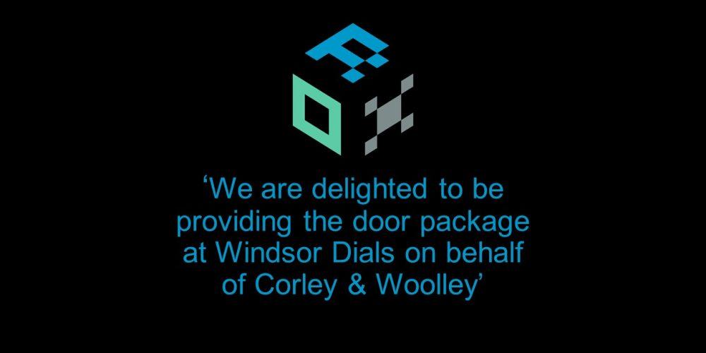Door Package at Windsor Dials