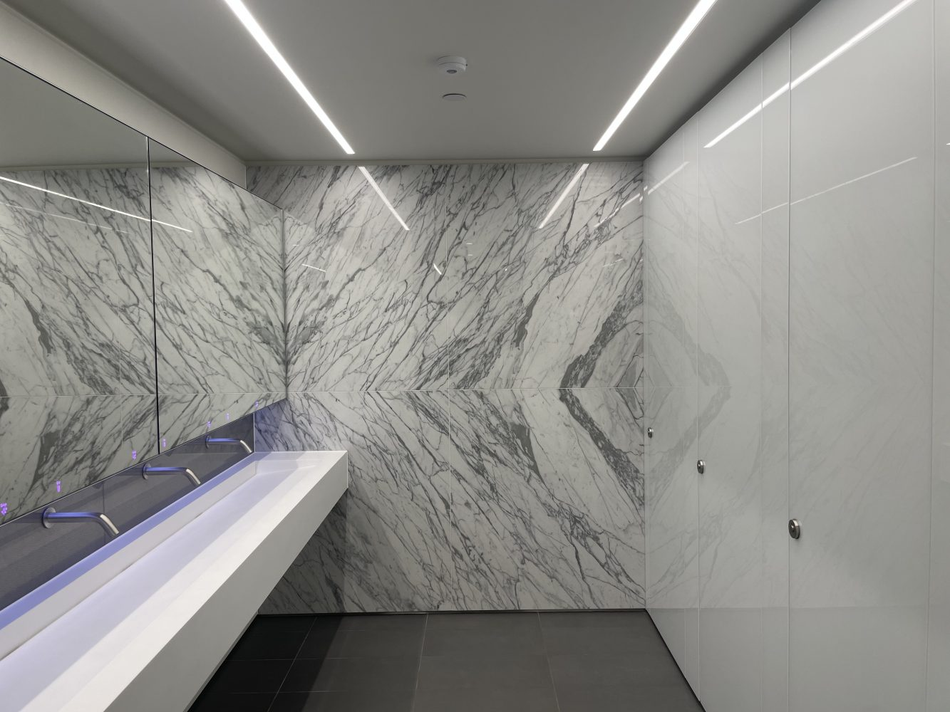 New Completed Project – One Canada Square