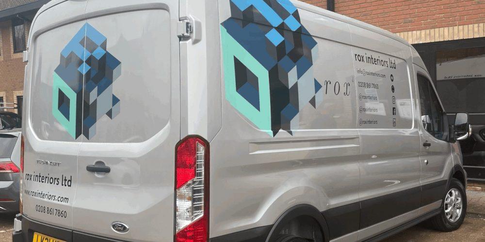 The new rox van