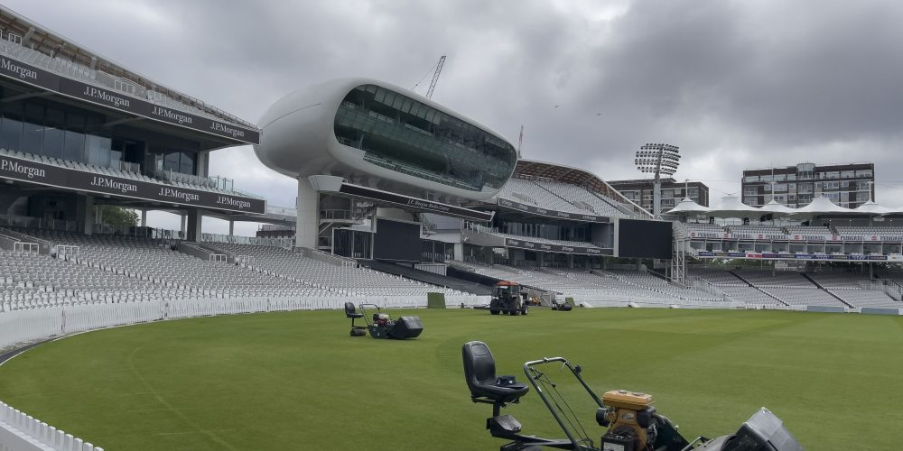 Lords Cricket Ground – Project Completed