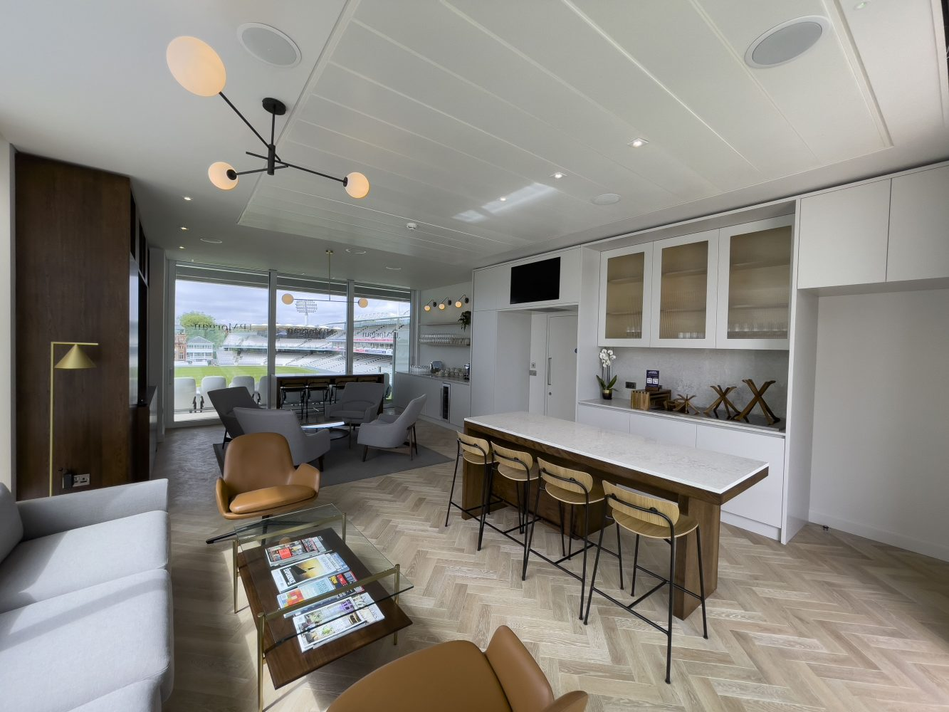 JP Morgan Suites – Project Completed