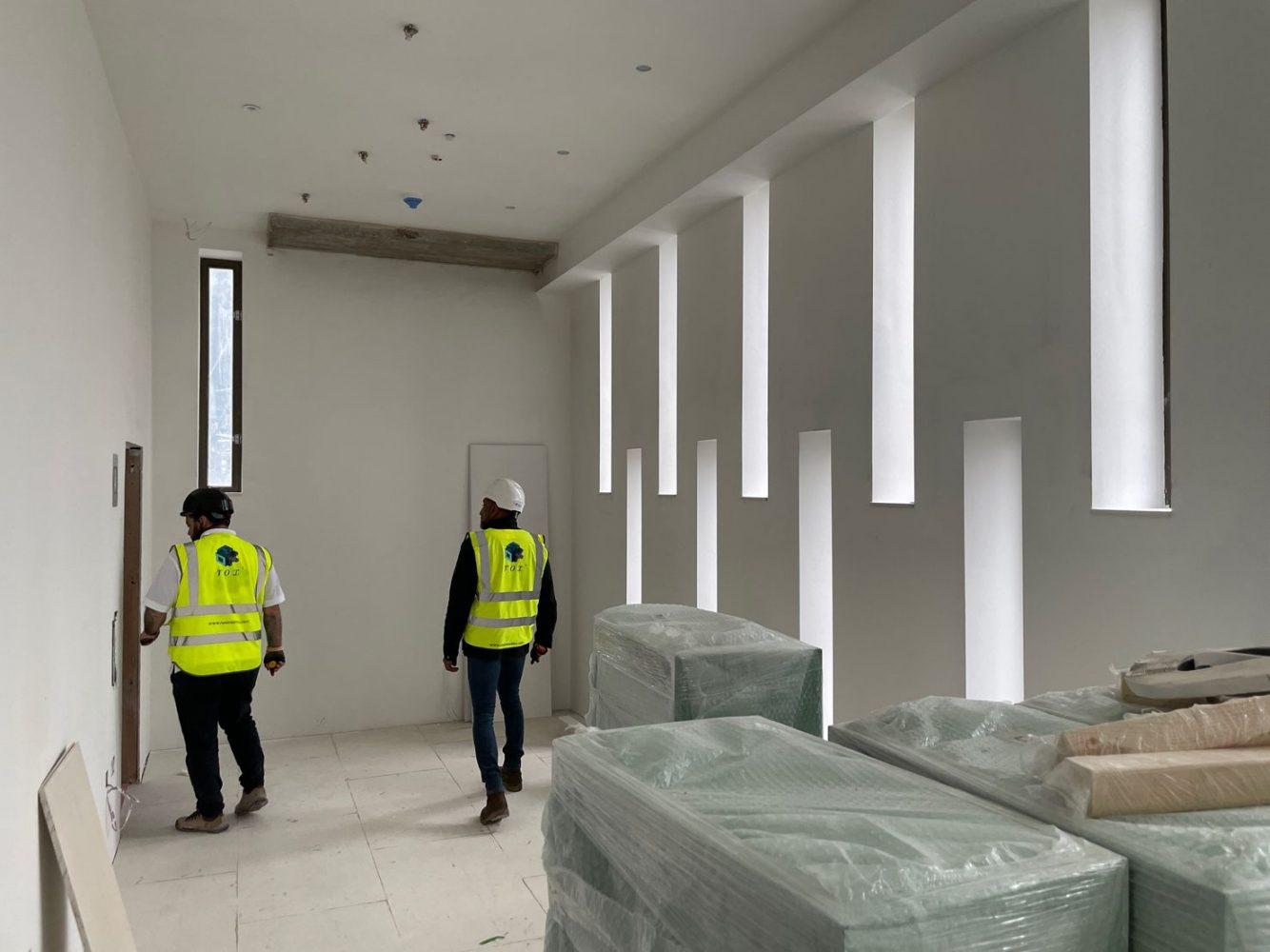 Balfron Tower – Progression